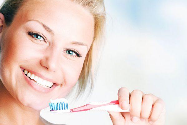 Jeden Tag die Zähne putzen?